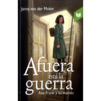 Libro AFUERA ESTÁ LA GUERRA