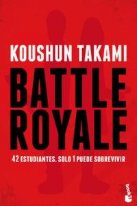 Libro BATTLE ROYALE