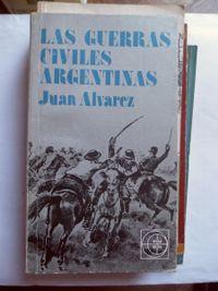 Libro LAS GUERRAS CIVILES ARGENTINAS