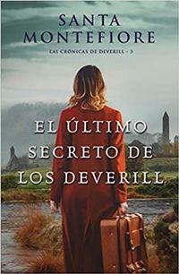 Libro EL ÚLTIMO SECRETO DE LOS DEVERILL