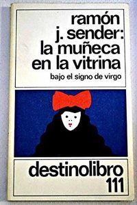 Libro LA MUÑECA EN LA VITRINA (BAJO EL SIGNO DE VIRGO)