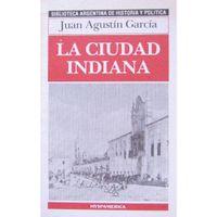 Libro LA CIUDAD INDIANA