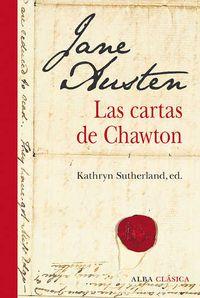 Libro LAS CARTAS DE CHAWTON