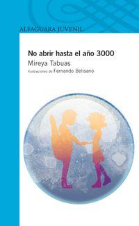 Libro NO ABRIR HASTA EL AÑO 3000