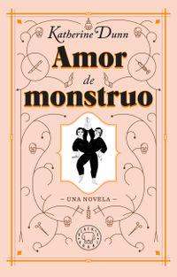 Libro AMOR DE MONSTRUO