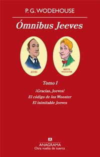 Libro ÓMNIBUS JEEVES (#1)