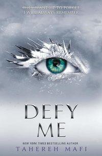 Libro DEFY ME (SHATTER ME #5)
