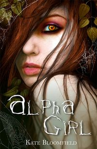 Libro ALPHA GIRL (WOLFING #1)