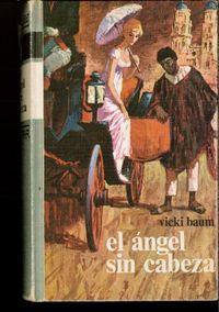 Libro EL ÁNGEL SIN CABEZA