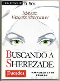 Libro BUSCANDO A SHEREZADE