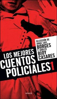 Libro LOS MEJORES CUENTOS POLICIALES #1