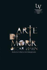 Libro ARTE DE MORIR