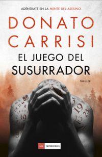 Libro EL JUEGO DEL SUSURRADOR