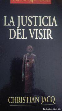 Libro LA JUSTICIA DEL VISIR