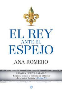 Libro EL REY ANTE EL ESPEJO