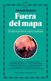 Libro FUERA DEL MAPA
