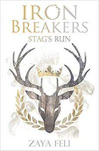 Libro STAG'S RUN (IRON BREAKERS #1)