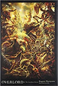 Libro Overlord, Vol. 4 (light novel): The Lizardman Heroes