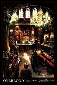 Libro Overlord, Vol. 5 (light novel)