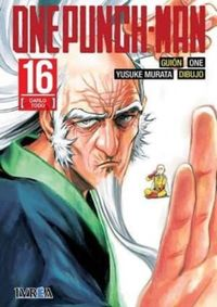 Libro ONE PUNCH-MAN #16