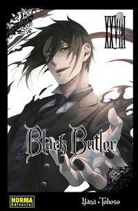 Libro BLACK BUTLER #28
