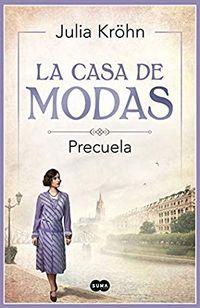 Libro CASA DE MODAS: HIJAS DE LA LIBERTAD