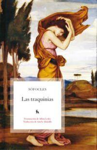 Libro LAS TRAQUINIAS