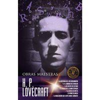 Libro OBRAS MAESTRAS DE H. P. LOVECRAFT