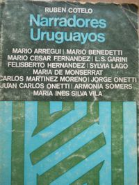 Libro NARRADORES URUGUAYOS