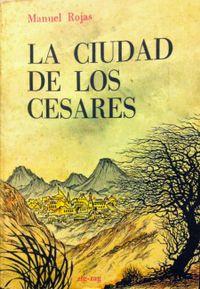 Libro LA CIUDAD DE LOS CÉSARES