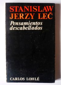 Libro PENSAMIENTOS DESCABELLADOS