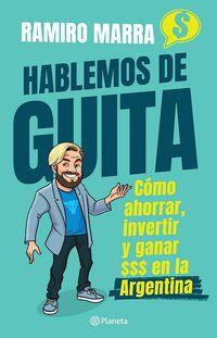 Libro HABLEMOS DE GUITA