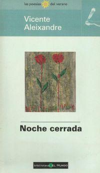Libro NOCHE CERRADA