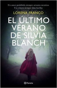 Libro EL ÚLTIMO VERANO DE SILVIA BLANCH