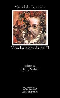 Libro NOVELAS EJEMPLARES #2