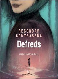 Libro RECORDAR CONTRASEÑA