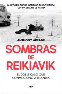 Libro SOMBRAS DE REIKIAVIK