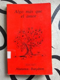 Libro ALGO MÁS QUE EL AMOR
