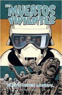 Libro LOS MUERTOS VIVIENTES #30