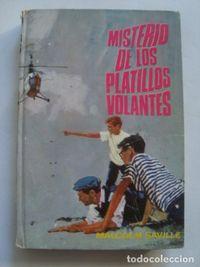 Libro MISTERIO DE LOS PLATILLOS VOLANTES