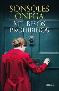 Libro MIL BESOS PROHIBIDOS