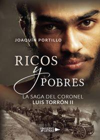 Libro LA SAGA DEL CORONEL LUIS TORRÓN II