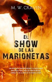 Libro EL SHOW DE LAS MARIONETAS