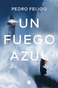 Libro UN FUEGO AZUL