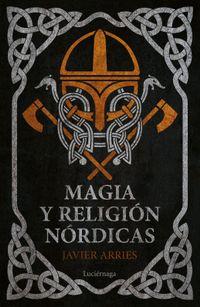 Libro MAGIA Y RELIGIÓN NÓRDICAS
