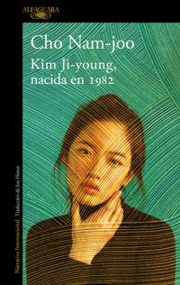 Libro KIM JI-YOUNG, NACIDA EN 1982