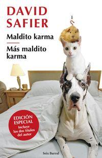 Libro MALDITO KARMA + MÁS MALDITO KARMA (PACK)
