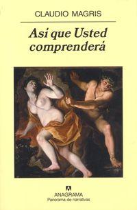 Libro ASÍ QUE USTED COMPRENDERÁ