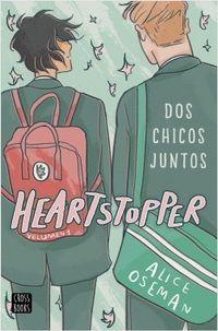 Libro HEARTSTOPPER 1. DOS CHICOS JUNTOS