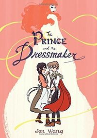 Libro THE PRINCE AND THE DRESSMAKER